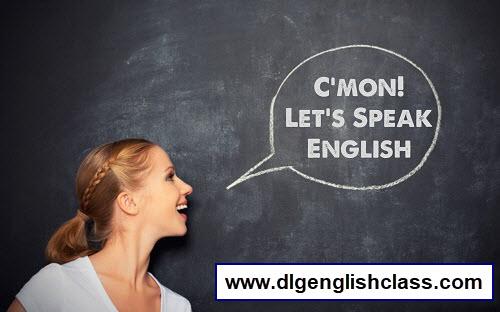 comment apprendre à parler anglais rapidement - www.dlgenglishclass.com