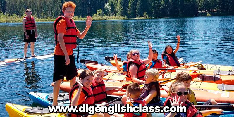 DLG English Class - Campamentos De Verano En Inglés