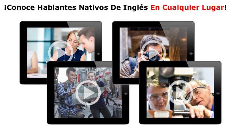 Conoce Hablantes Nativos De Inglés