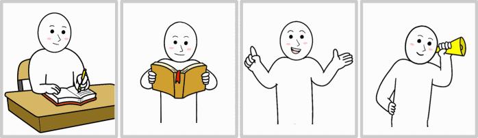 Habilidades de comunicación en inglés